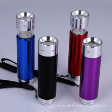 Mini Flashlight Telescopic Promotion Torch