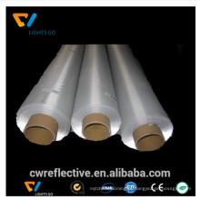 China macio impresso não esticar tecido de nylon reflexivo para windbreaker