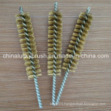 Pure Brass Wire Tube Brush (YY-554)