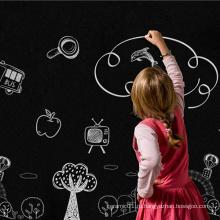 Наклейка на стену виниловой доске для детей
