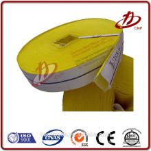 Tipo de tecido poliéster Airslide tubo pneumático tubo de tecido tecido