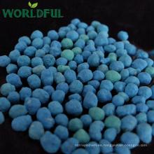 Fertilizante de Kieserita con Sulfato de Magnesio