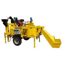 M7MI clay&earth block machine / interlocking earth&clay block machines