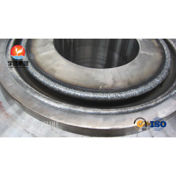 Cladding Flanges A694 F42 Inconel 625