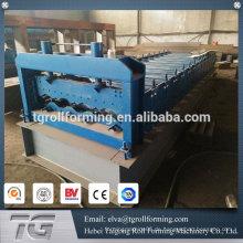 Hochfrequenz-Groß-Auto / Container Panel Roll-Formmaschine