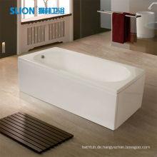 Standard Acryl Badewanne Quadratische Badewanne Freistehend