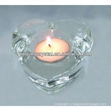 Держатель форме сердца свечи с более высоким качеством