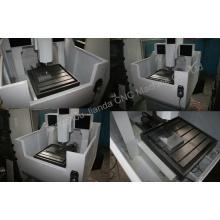 Enrutador CNC de alta velocidad y precisión para moldes de metal