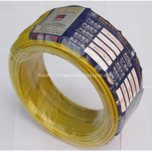 Aluminum Conductor PVC Electric Wire With 450/750V