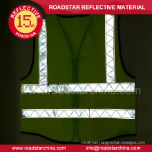 High Visibility security reflective vest