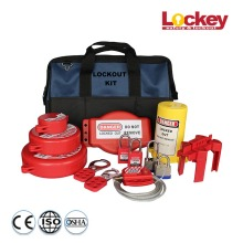Kit de seguridad multiuso OSHA Lockout Tagout
