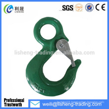 Forged alloy steel G80 germanic types of crane hooks