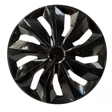 twin-color plastic car wheel covers injection mould color plastic