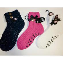 Women Non-Slip Socks (DL-HS-34)