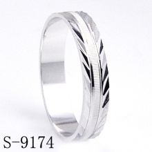 Fashion Sterling Silver Wedding/Engagement Ring Jewellery (S-9174)