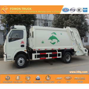 DONGFENG 5tons 4x2 waste compression truck