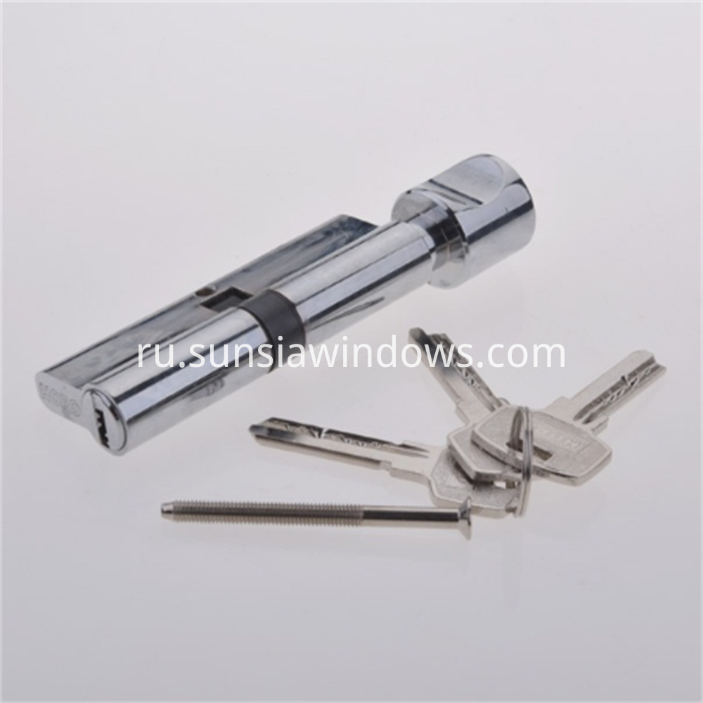 Office or Room Door Cylinder, High Quality Cylinder of Lever Door Lock, Stainless Steel 304 Mortise Door Lock