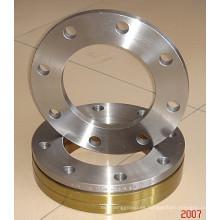 Venta caliente ANSI B16.5 304 316 Brida de acero inoxidable