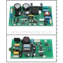230v Lcd Panel Gas Burner Pwm Brushless Dc Fan Speed Controller Thermostat