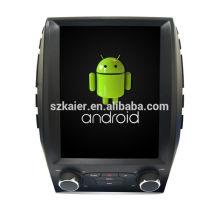 Quad core! Android 6.0 voiture dvd pour Ford Edge avec 10,4 pouces Tesla écran / GPS / Mirror Link / DVR / TPMS / OBD2 / WIFI / 4G