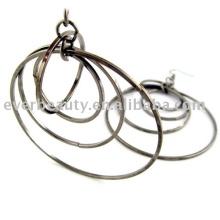 fashion alloy earring