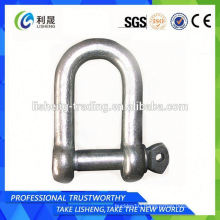 OEM Or ODM D Shackle With Screw Pin