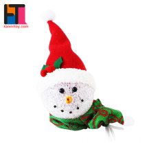 10255301 Christmas 2017 Snowman Craft Gift New Christmas Decorations With Light