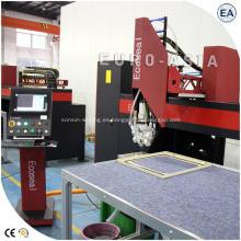 Máquina automática de espuma de poliuretano para sellado de paneles