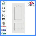 JHK-002 2 Panel  MDF smooth  White Primer Door Skin