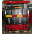 Zcheng Filling Station Tatsuno Fuel Dispenser 4 Pump 8 Nozzle