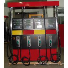 Station de remplissage Zcheng Distributeur de carburant Tatsuno 4 Pompe 8 Buse