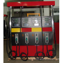 Zcheng Filling Station Tatsuno Fuel Dispenser 4 Pump 8 Nozzle
