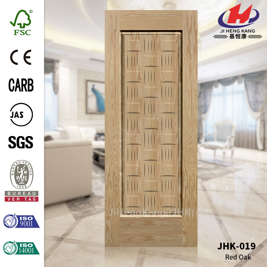 Arabia Hotel Oak Veneer Door Skin