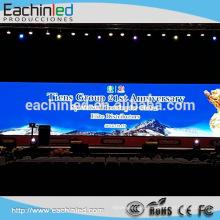 Pantalla de visualización de pantalla / show de video SMD P2.5mm LED con pantalla de píxel pequeña