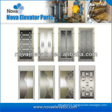 Automatic Sliding Elevator Door Panel for Passenger Lift, Lift Landing Door