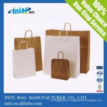 China wholesale cheap fashion Kraft paper Wine Bag