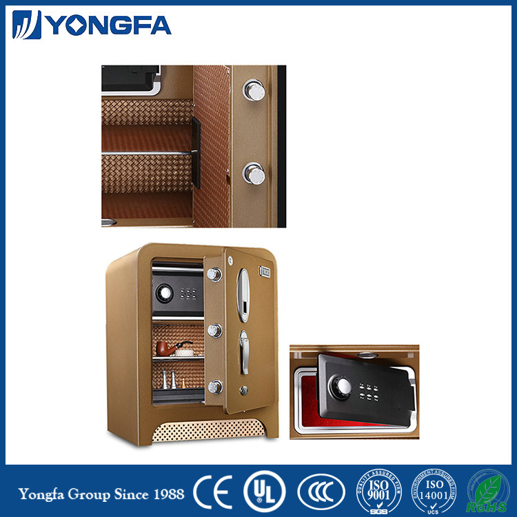 Fingerprint Biometric Electronic Safe Boxes