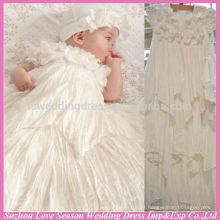 LSBB2000 OEM Aceptado de qualidade superior Preço de fábrica lindo crianças novo modelo aniversário 1 ano de idade festa bebê vestido fotos