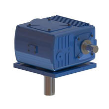 Double Enveloping Worm Reduction Gearbox Appilcation for Construction Machinery