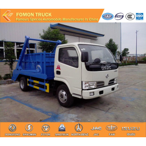 DONGFENG 4x2 95hp 4m3 garbage collecting truck