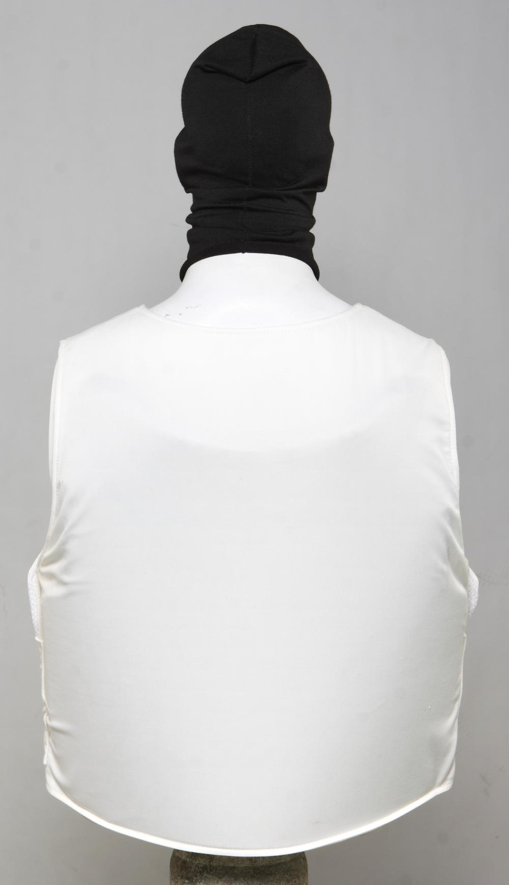 Personal protection blanche anti-stab & Bulletproof Vest