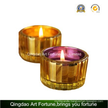Mosaic Glass Tealight Candle Holder for Home Decor