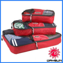 3 Sets Travel cloth bag with zipper closure
