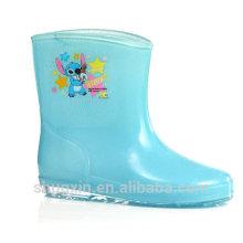 Kinder weichen Regen Stiefel Kinder Cowboy-Stiefel