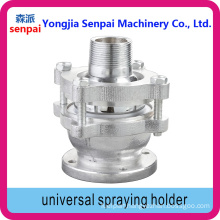 Aluminum Alloy Universal Spraying Holder
