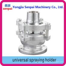 Liga de alumínio Universal Holder de pulverização