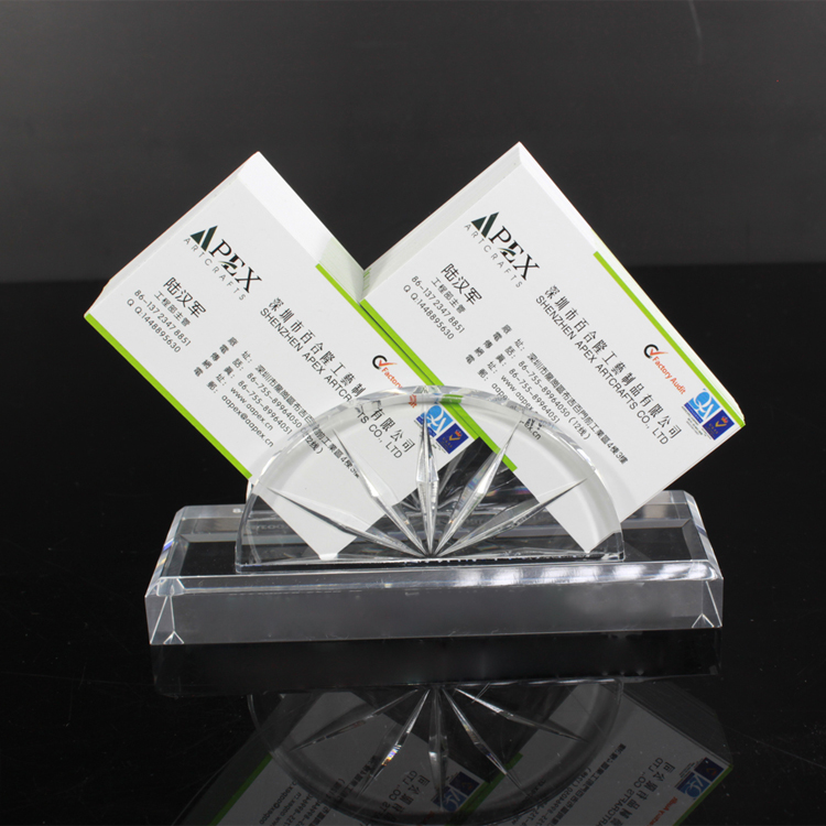 Vertical Business Card Holder