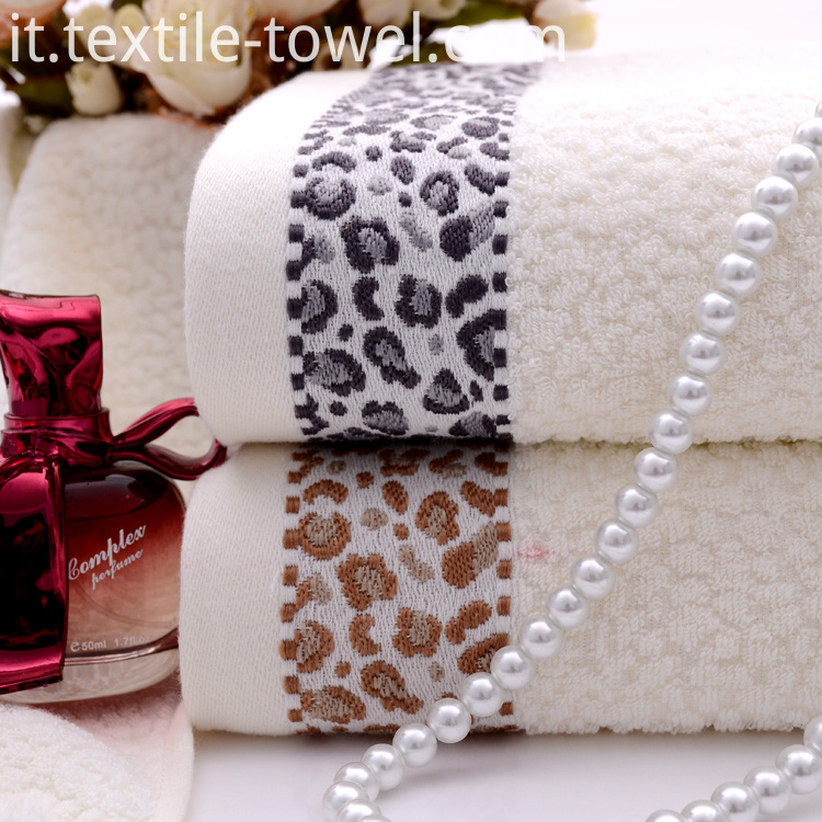 Decorative Bath Towel Set