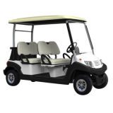 4-seat Golf Buggy, New Design, Aluminum Chassis Frame, Life-long No Rust, for Golf CourseNew