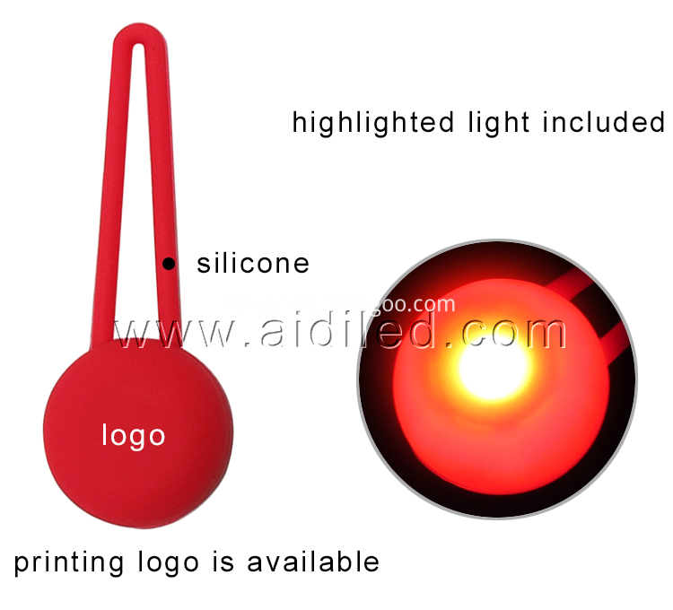 Flashing Led Light For Collar
